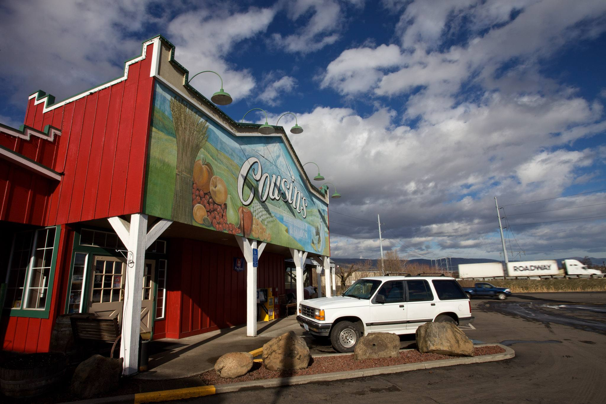 Cousins' Restaurant and Saloon